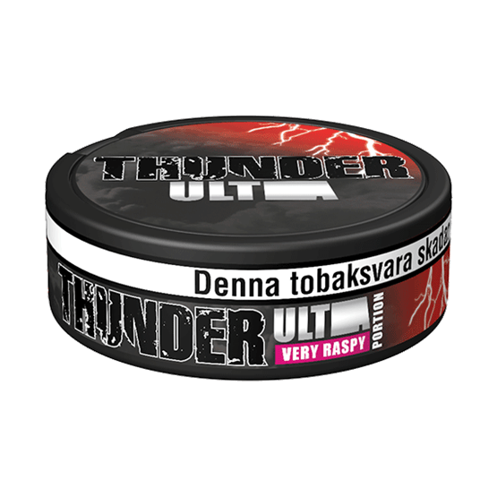Thunder Ultra Raspberry extra strong