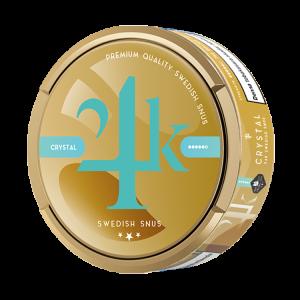 24k snus chrystal svenskt snus